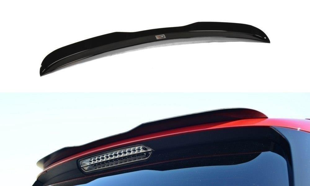 b1f15cc8220 SPOILER CAP PEUGEOT 308 II GTI Gloss Black